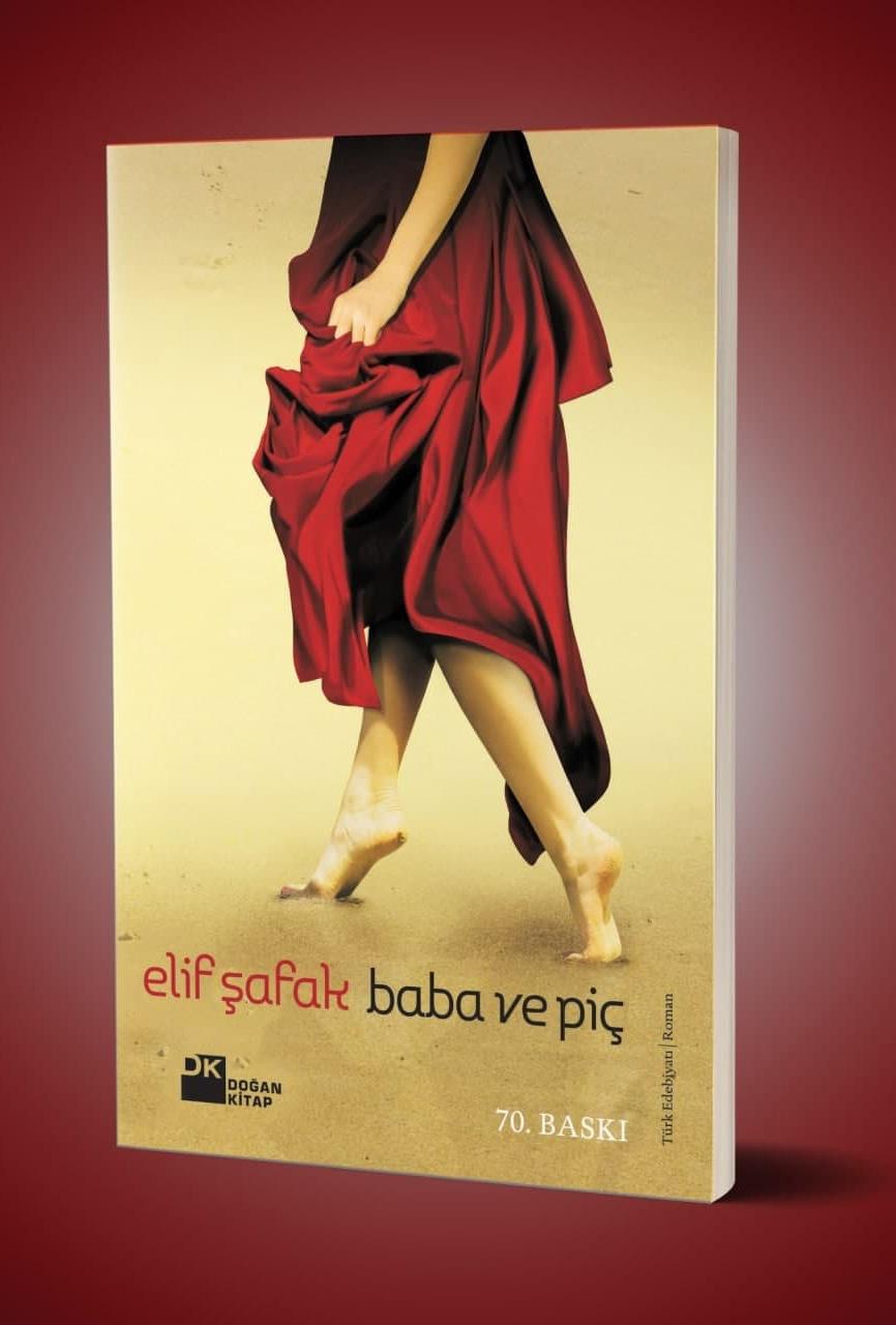 خرید کتاب ترکی استانبولی ناپاکزاده استانبول baba ve pic
