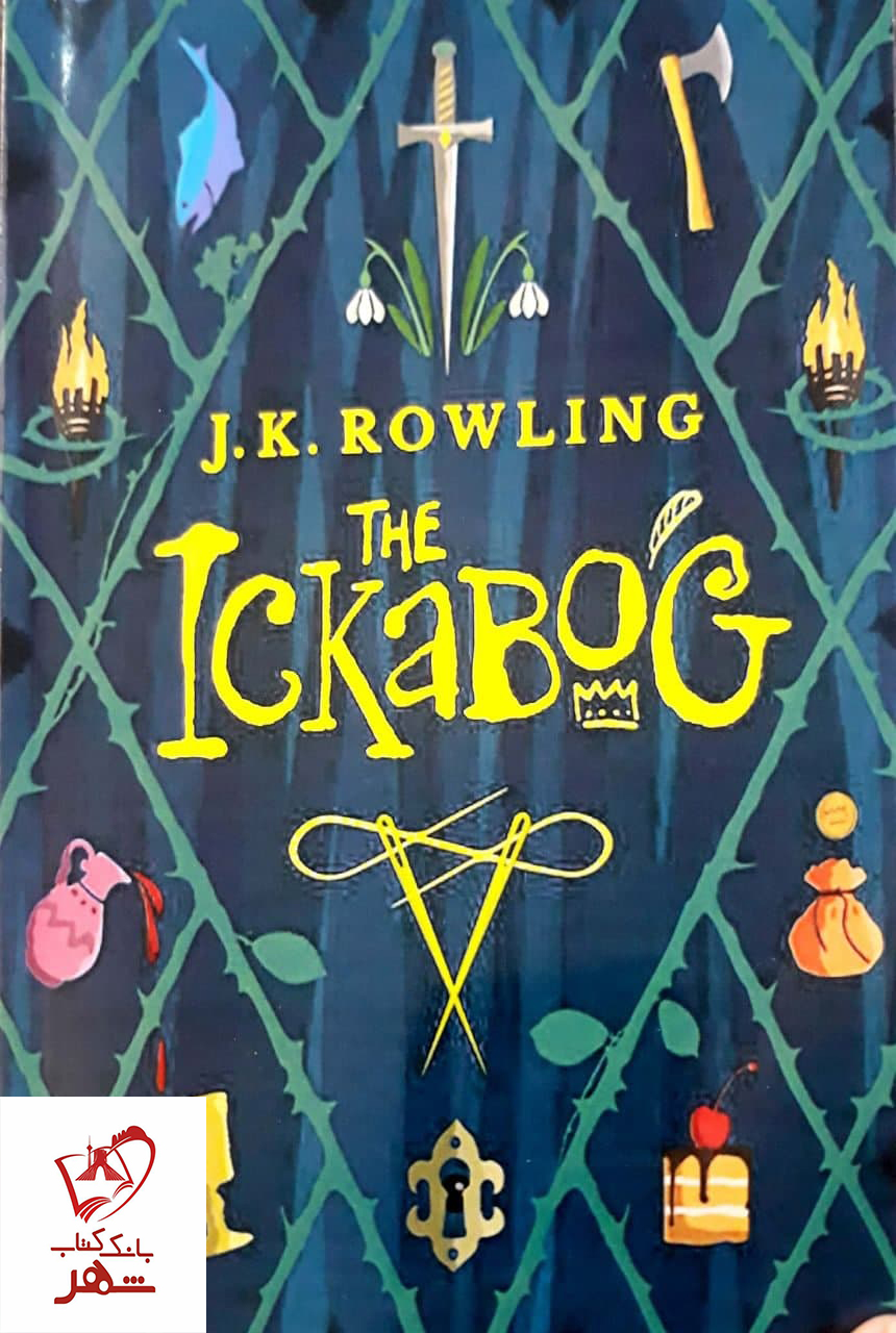 خرید کتاب The ickabog نوشته J K ROWING