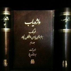 خرید کتاب واژه یاب (دوره 3 جلدی) اثر ابوالقاسم پرتو نشر اساطیر